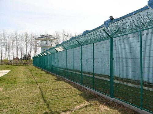 监狱护栏网案例