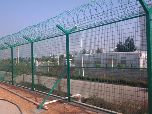 Y型立柱护栏网